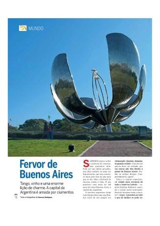 Fervor de Buenos Aires CAPA